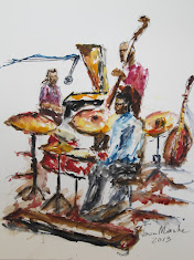 Brian Blade Trio