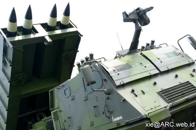 Roket Astros II MK 6