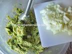 Falafel Chiftele din naut preparare