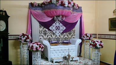 Pelamin Pengantin Hantaran Perkahwinan