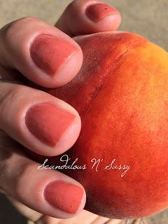 6 Harts Nice Peaches!