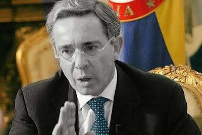 Álvaro Uribe y Min. Transporte | Copolitica