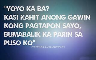 Best Tagalog Pick Up Lines 1