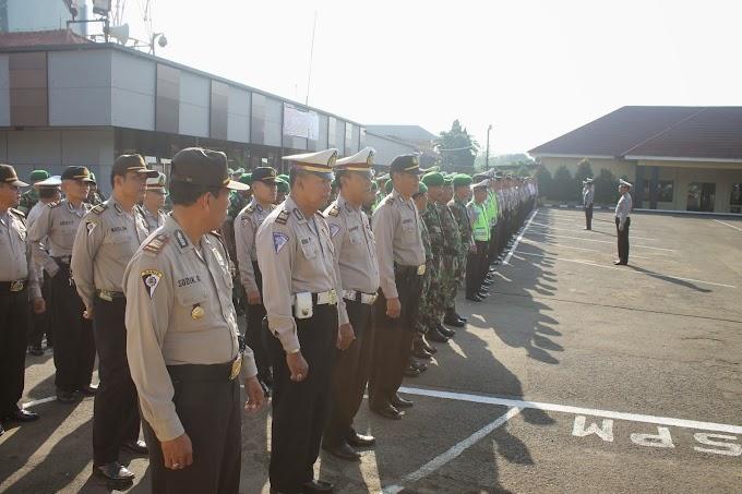 Operasi Zebra Dimulai, Satlantas Depok Kerahkan 80 Personil