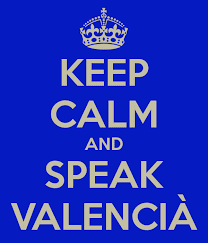 Keep calm and speak català-valencià