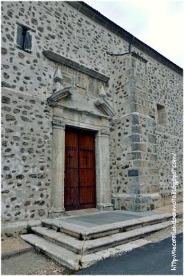 Ermita de Hontanares, Riaza