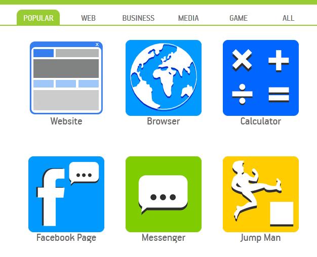 ... Dan Free: Cara Membuat Web/Blog Menjadi Aplikasi apk Untuk Android