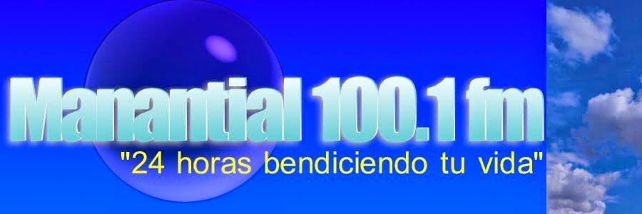FM Manantial 100.1 - Los Toldos