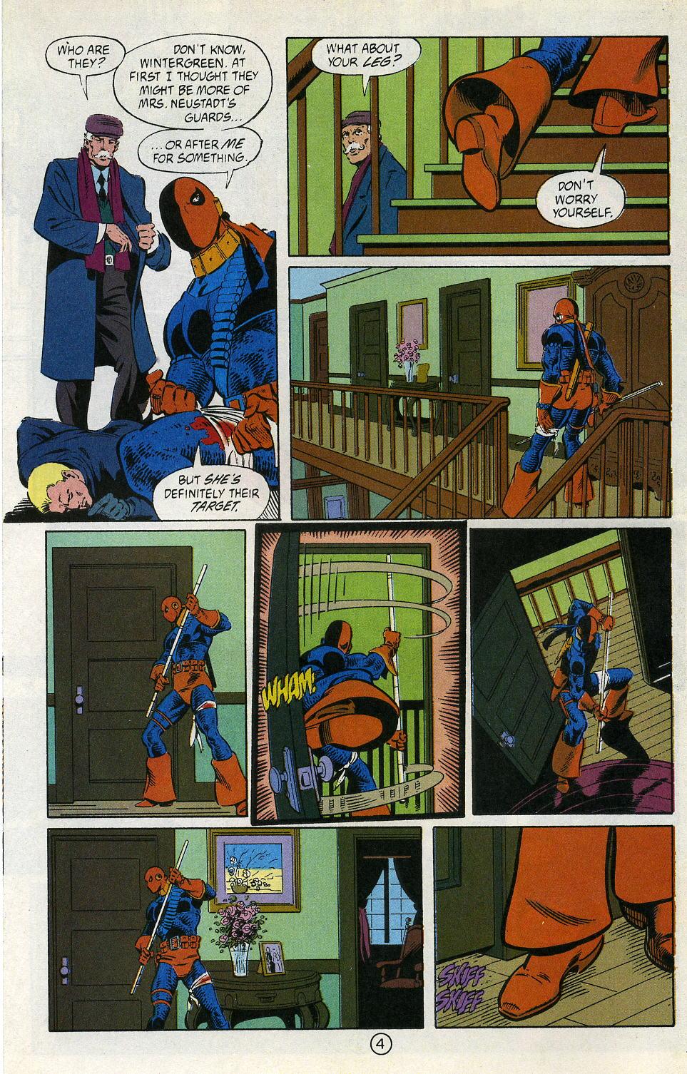Deathstroke (1991) Issue #2 #7 - English 6