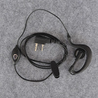 Handsfree Headset HT Kenwood Weierwei Baofeng