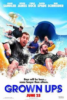 Watch Grown Ups (2010) movie free online