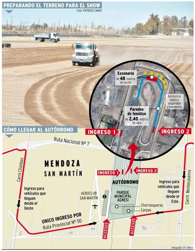 Circuito San Nicolas : Indiomendoza información taringa