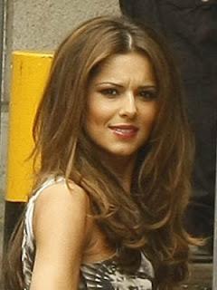Celebrity Smoker: Cheryl Cole