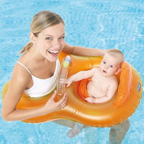 flotador jane bebe y mama