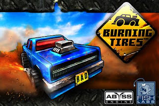 Burning Tires 3D S^3 Anna Belle Game