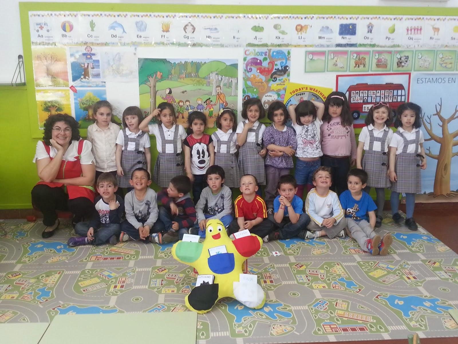 Primer premio Concurso Día de Europa 2013