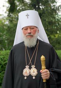 Предстоятель Української Православної Церкви