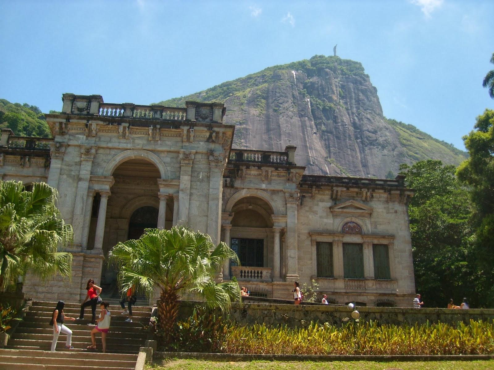 4 lugares para se conhecer no Rio de Janeiro.
