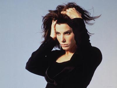 Sandra Bullock Glamor Wide Wallpaper