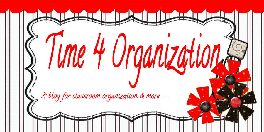 Time 4 Organization