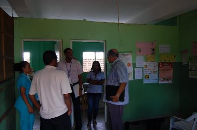 El Servicio Regional de Salud Este, lleva a cabo un programa de reparación de Unidades de Atención Primarias