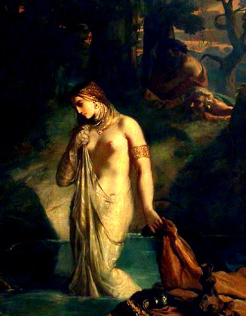 Cuerpos en el tiempo Theodore-chasseriau-susana-en-el-banio-obras-maestras-de-la-pintura-juan-carlos-boveri