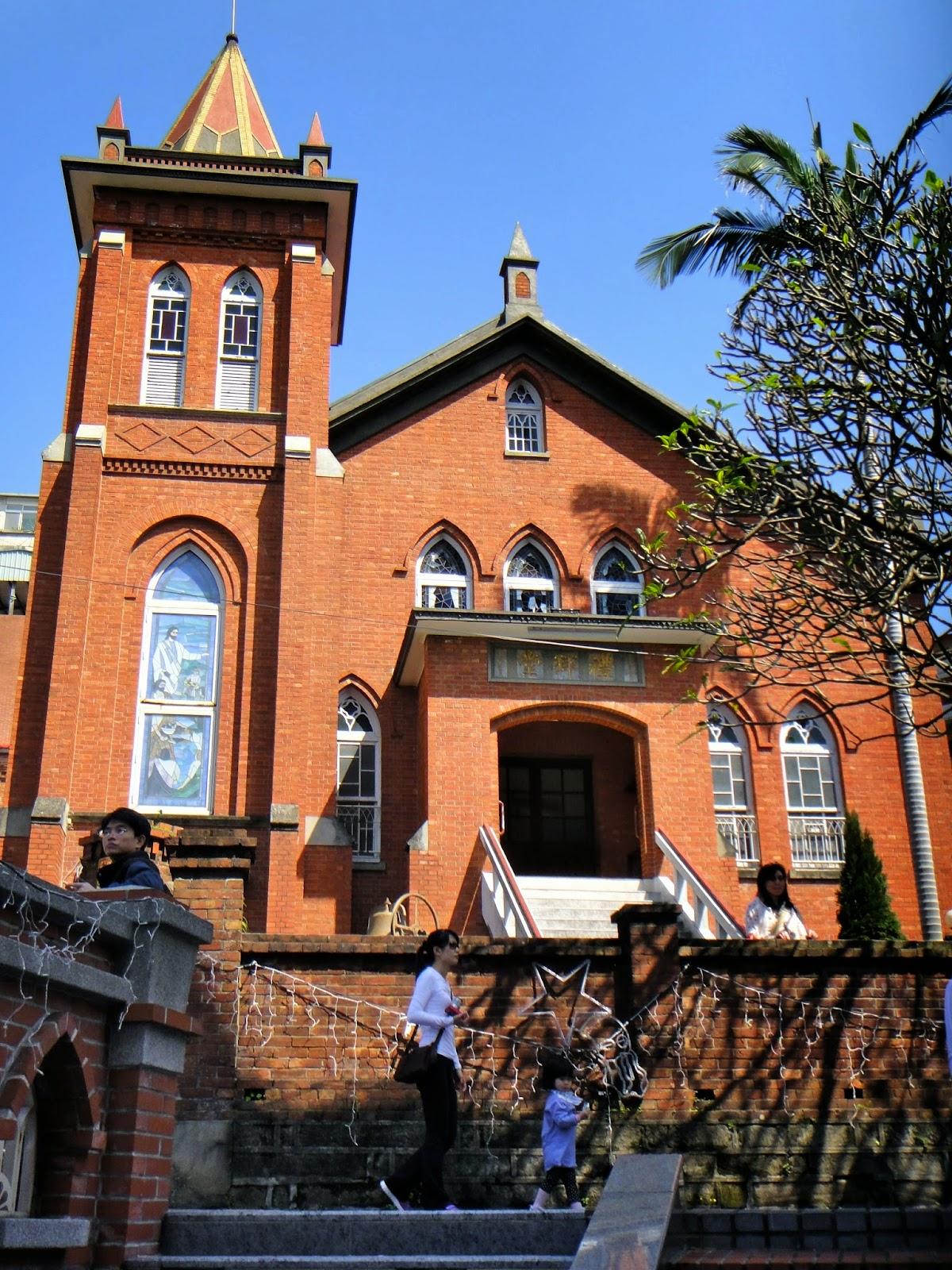 Tamsui Presbyterian Church Taiwan