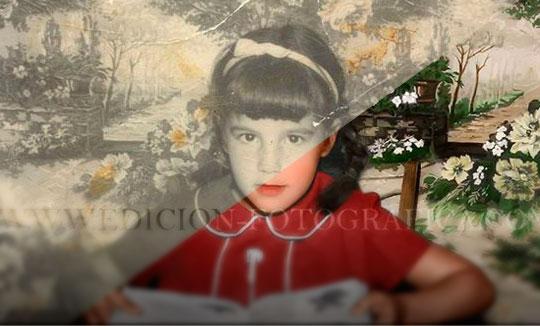 Retoque fotográfico, Restauración de Juan M. Ediciones