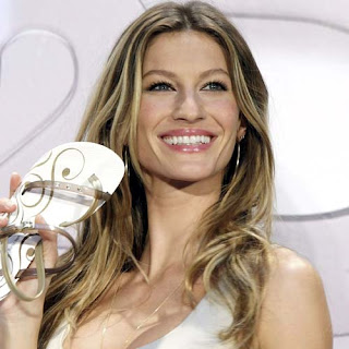 Gisele Bundchen has been a designer since age 5, he was the youngest designer