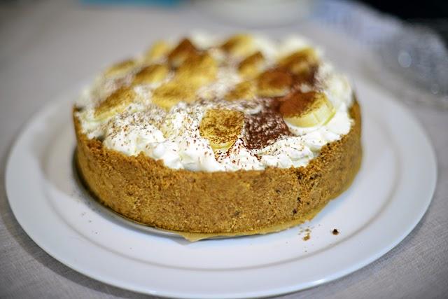 Banoffee pie, czyli deser doskonały