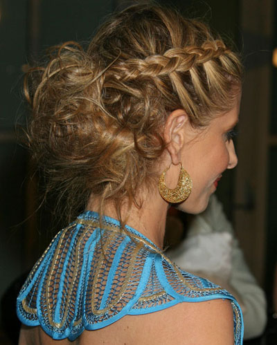 style hot photos: Black Braided Hairstyles for Women