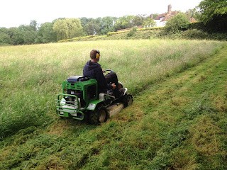 Large grounds mowing and maintenance in Horsham