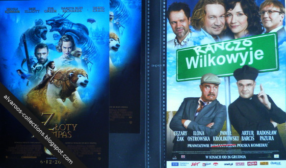 movie flyers - The golden compass, Ranczo Wilkowyje