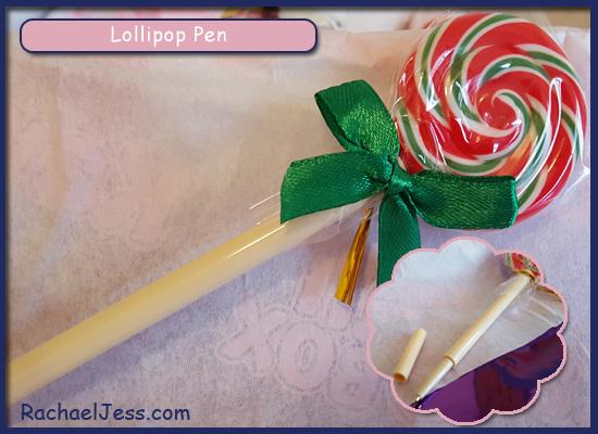 Lollipop Pen from the October Kawaii Box