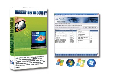 Download Backup Key Recovery 1.8.1 | Full Version