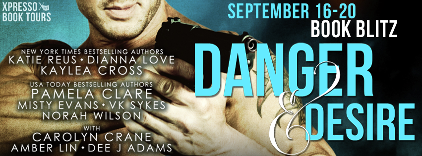 Danger and Desire Book Blitz