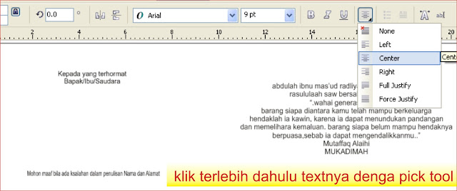 belajar cetak.blogspot.comDesign Undangan: Kreasi Undangan