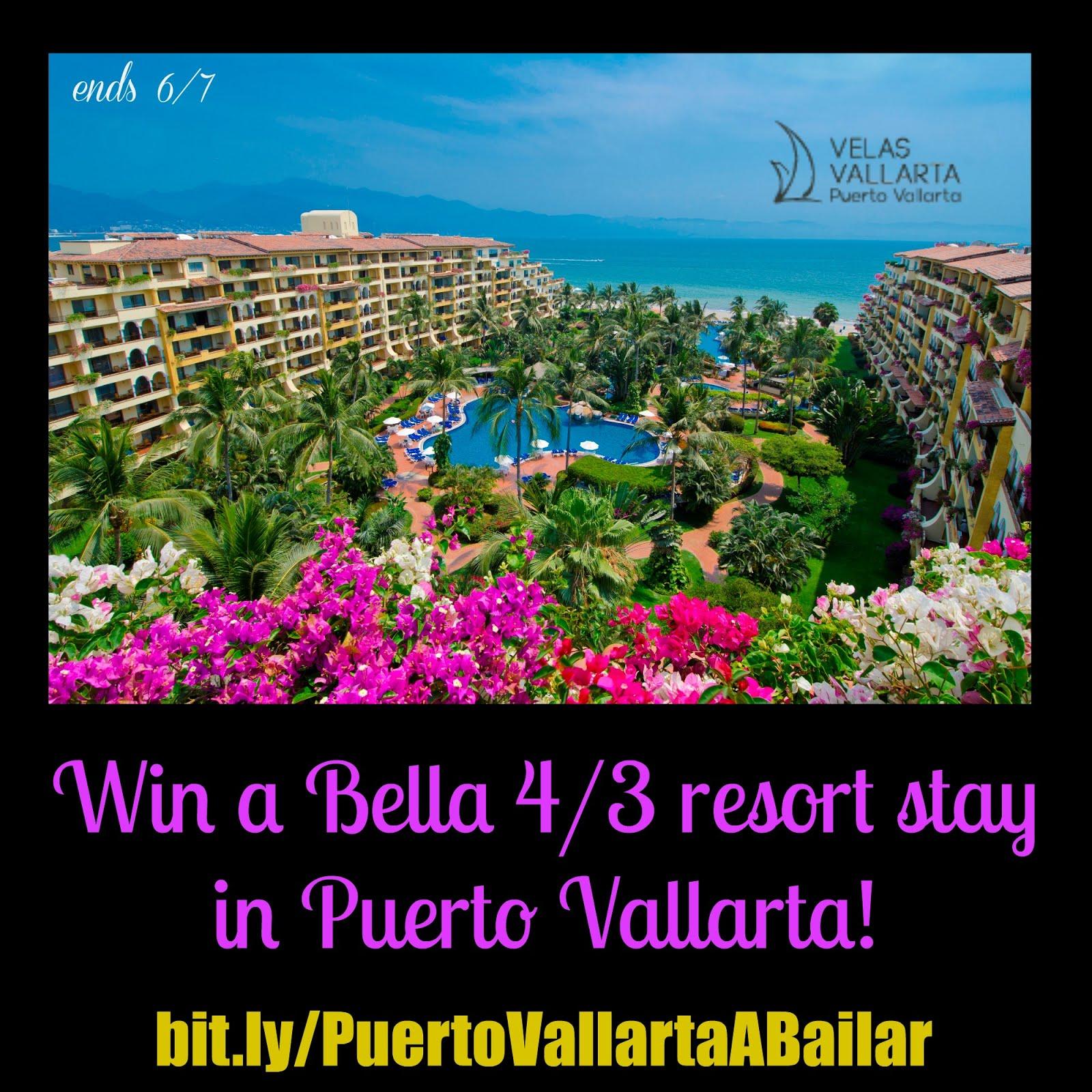 Puerto Vallarta 4/3 Resort Stay