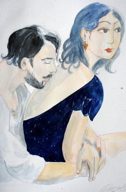 """"""" Portrait amoureux """""""