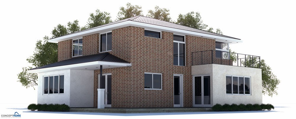 Affordable home plans affordable home plan ch235 for Affordable home designs
