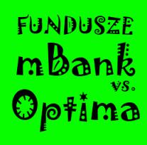 fundusze mBank BGŻ Optima porównanie