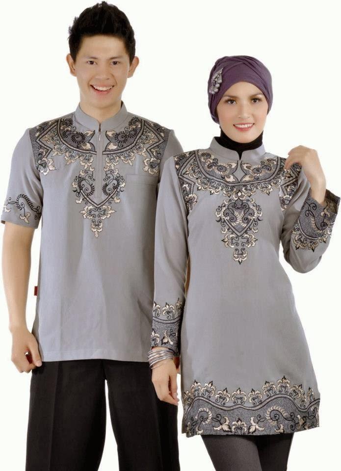 Model Busana Muslim Pria dan Wanita 2014