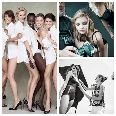 Pirelli 2014 Calendar Girls