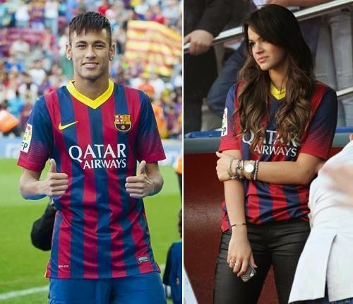 Photos of Neymar girlfriend