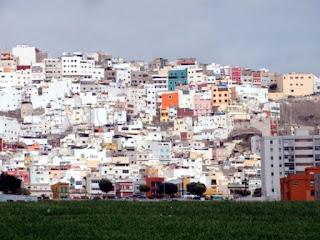 Reyerta vecinal en el barrio de San José Las Palmas de Gran Canaria