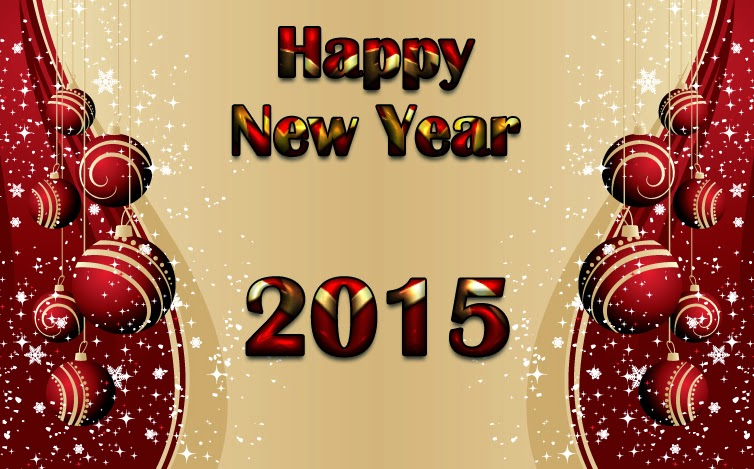 Greeting Happy New Year Cards 2015 – Free Photo Cards For Downloads