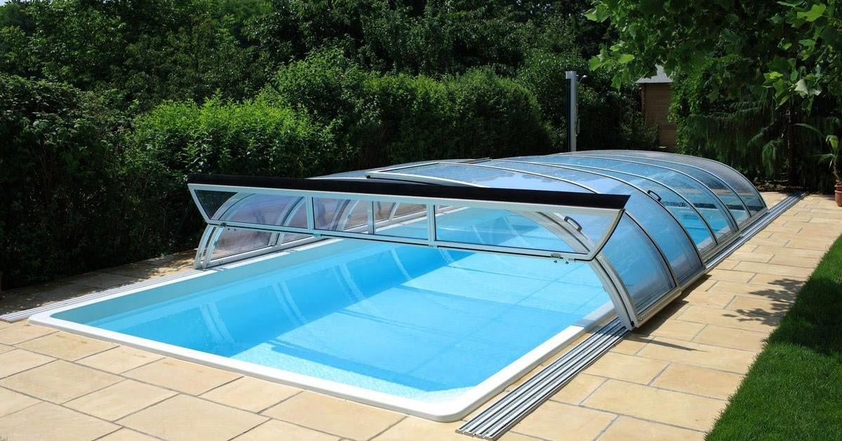 Todo sobre cerramientos de piscinas bajos guia piscinas for Cobertores para piletas