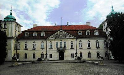 Nieborów - Pałac Radziwiłłów