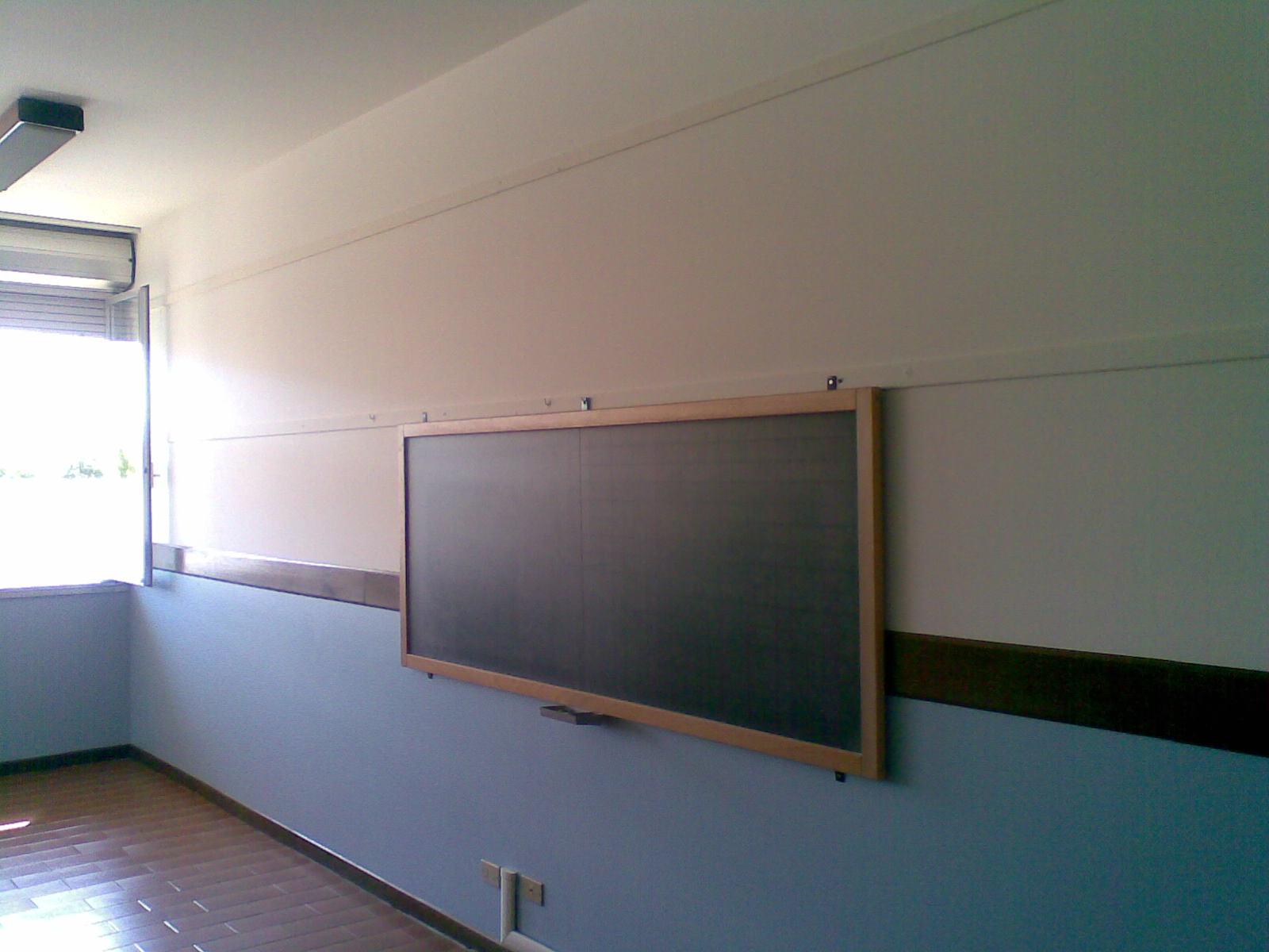 Zago rudi susegana tinteggiatura interna della scuola elementare - Tinteggiatura interna ...