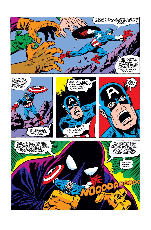 Captain America (1968) Issue #185 #99 - English 3